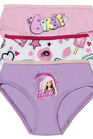 Комплект трусов 22761 Barbie (3 шт) НАТАЛИ