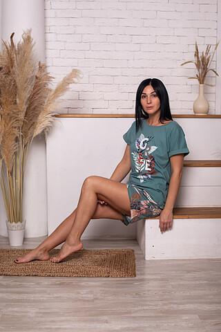 Костюм (футболка+шорты) SOFIYA37