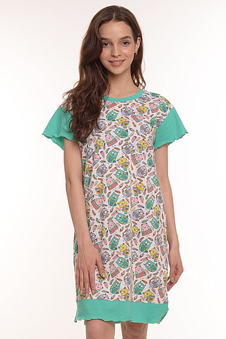 № 1267 Ночная сорочка MODELLINI