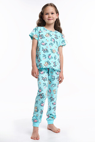 Пижама (футболка+брюки) CLEVER