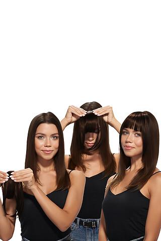 """Волосы-тресс """"Вольный стиль"""" Nothing Shop"""