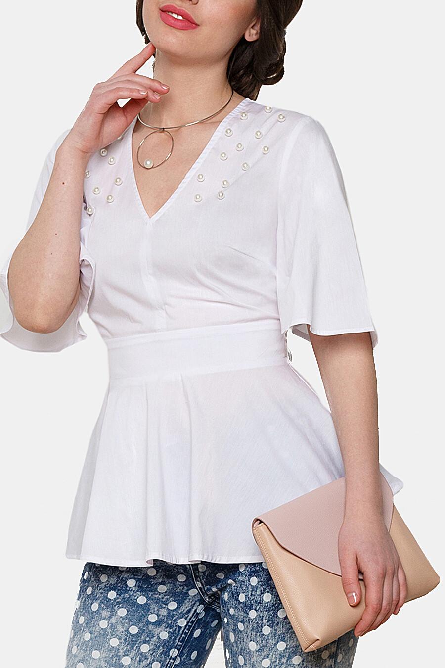 Блуза VALKIRIA (103363), купить в Optmoyo.ru