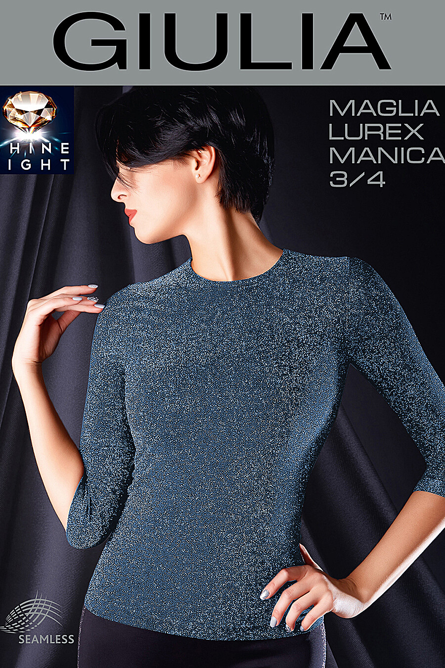 Блуза GIULIA (111060), купить в Optmoyo.ru