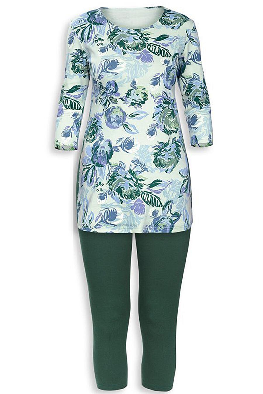 Пижама (Лосины+Туника) #111376