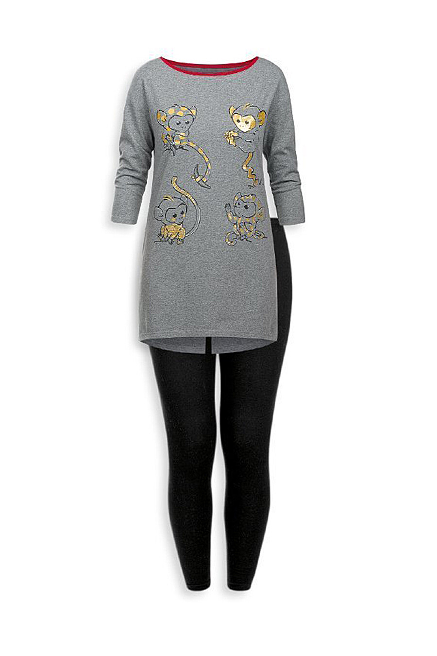 Пижама (Лосины+Туника) #111377