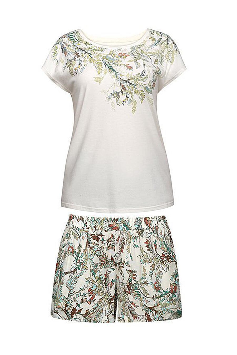 Пижама (Шорты+Футболка) #111427