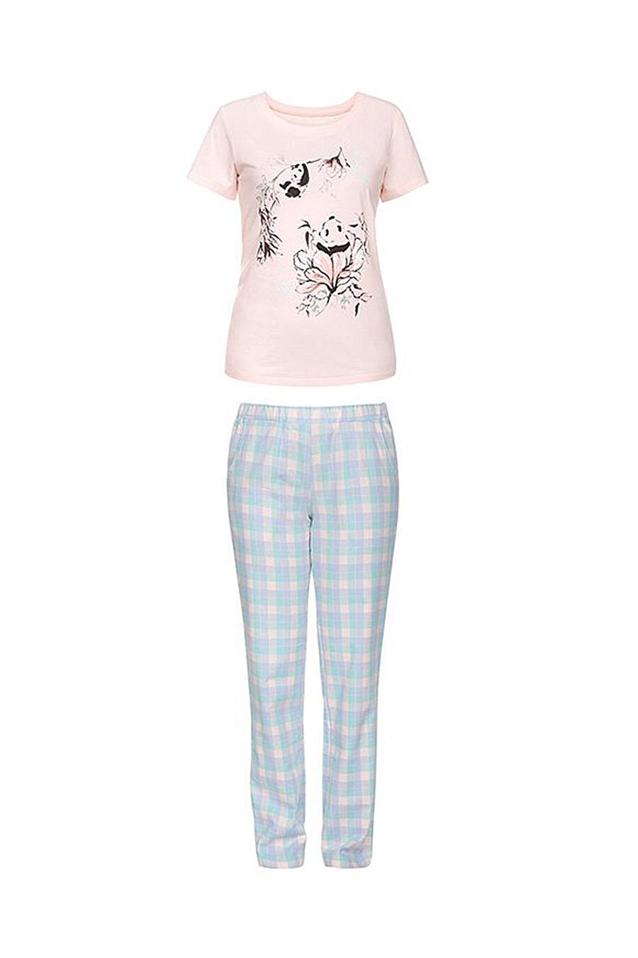 Пижама (Брюки+Футболка) #111442
