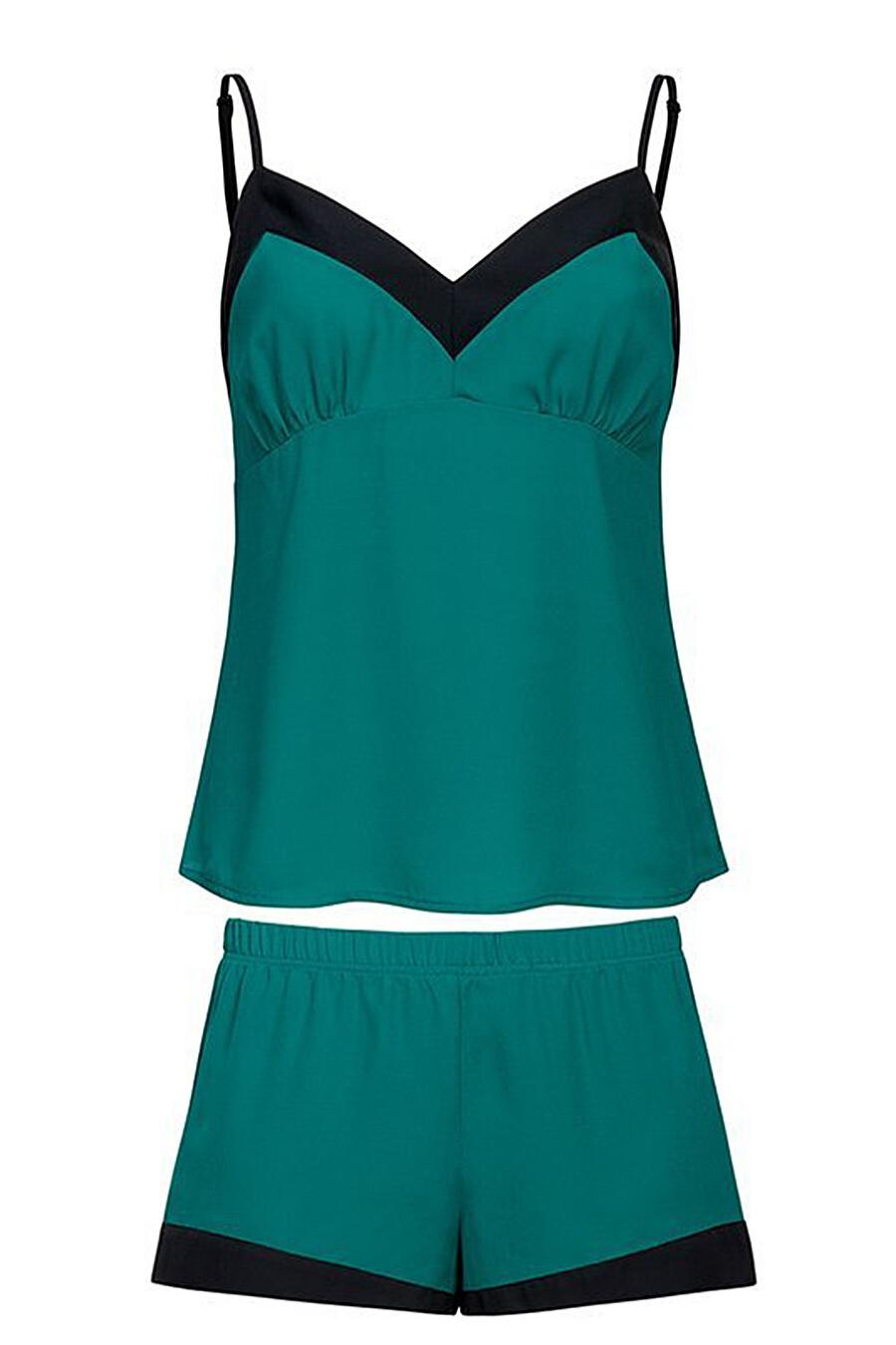 Пижама (Майка+Шорты) для женщин PELICAN 111454 купить оптом от производителя. Совместная покупка женской одежды в OptMoyo