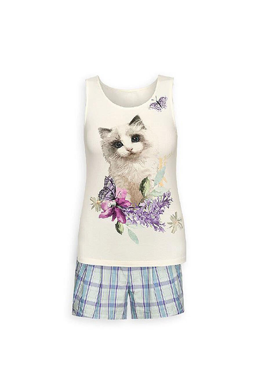 Пижама (Майка+Шорты) PELICAN (111457), купить в Optmoyo.ru