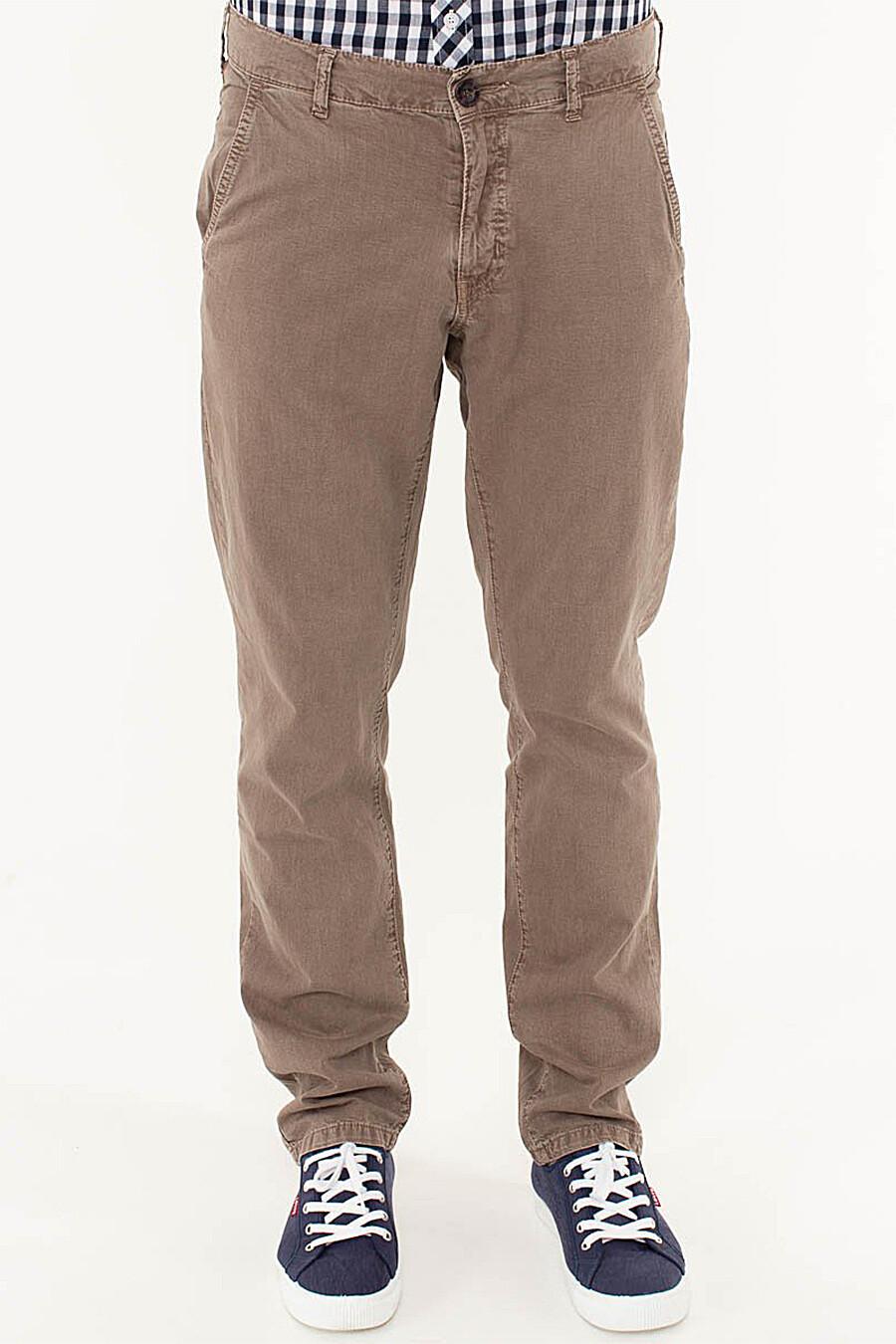 Брюки для мужчин F5 116484 купить оптом от производителя. Совместная покупка мужской одежды в OptMoyo
