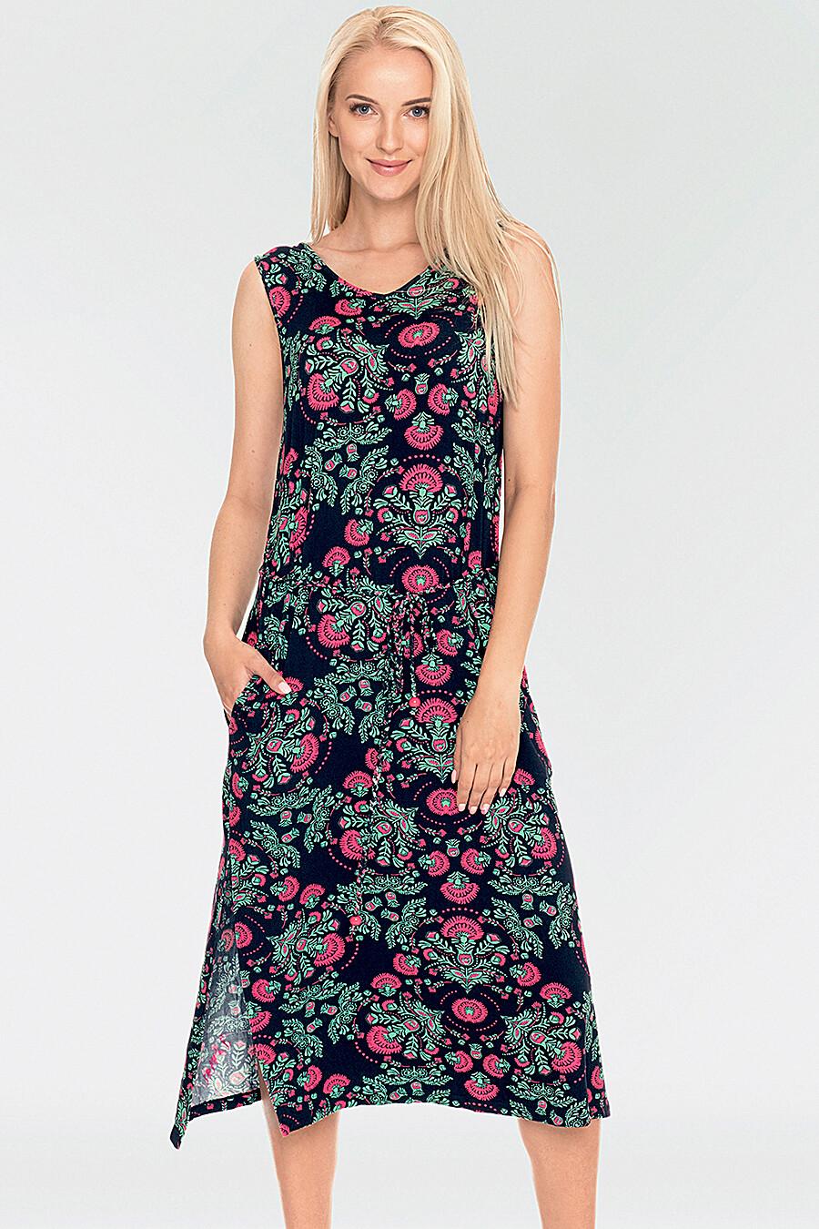 Сорочка для женщин KEY 116691 купить оптом от производителя. Совместная покупка женской одежды в OptMoyo