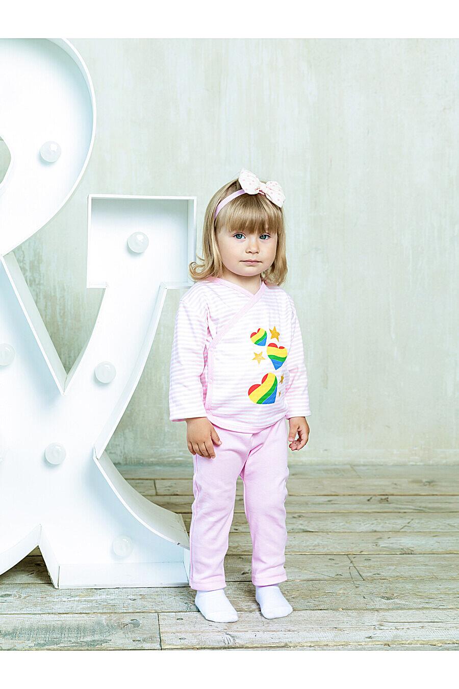 Джемпер для девочек КОТМАРКОТ 123987 купить оптом от производителя. Совместная покупка детской одежды в OptMoyo