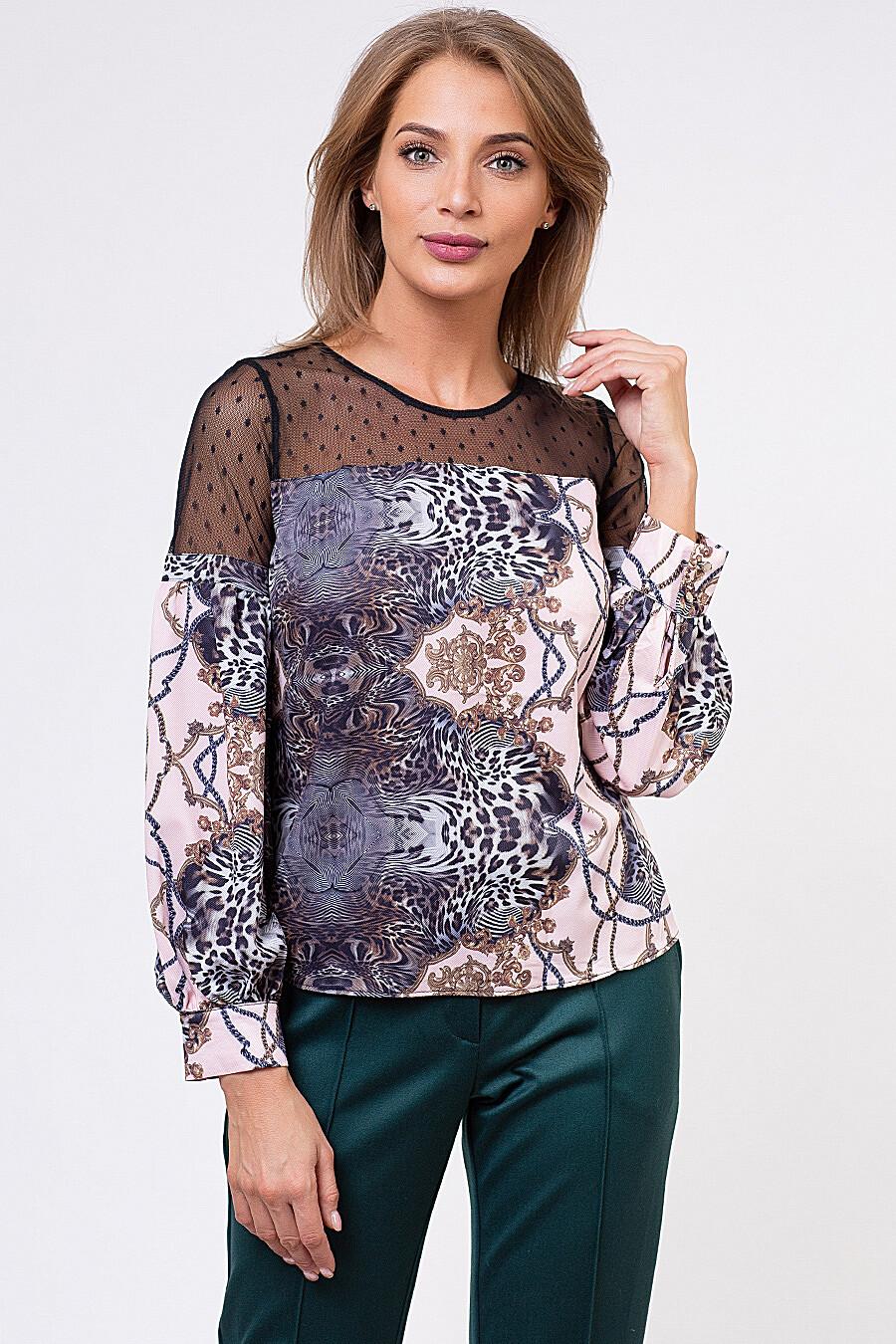 Блуза TuTachi (127387), купить в Moyo.moda