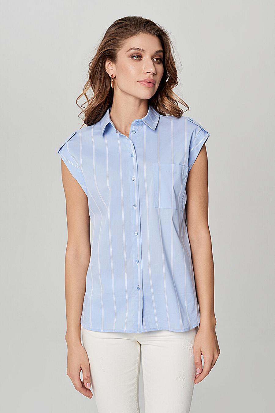 Блуза для женщин VALKIRIA 128481 купить оптом от производителя. Совместная покупка женской одежды в OptMoyo
