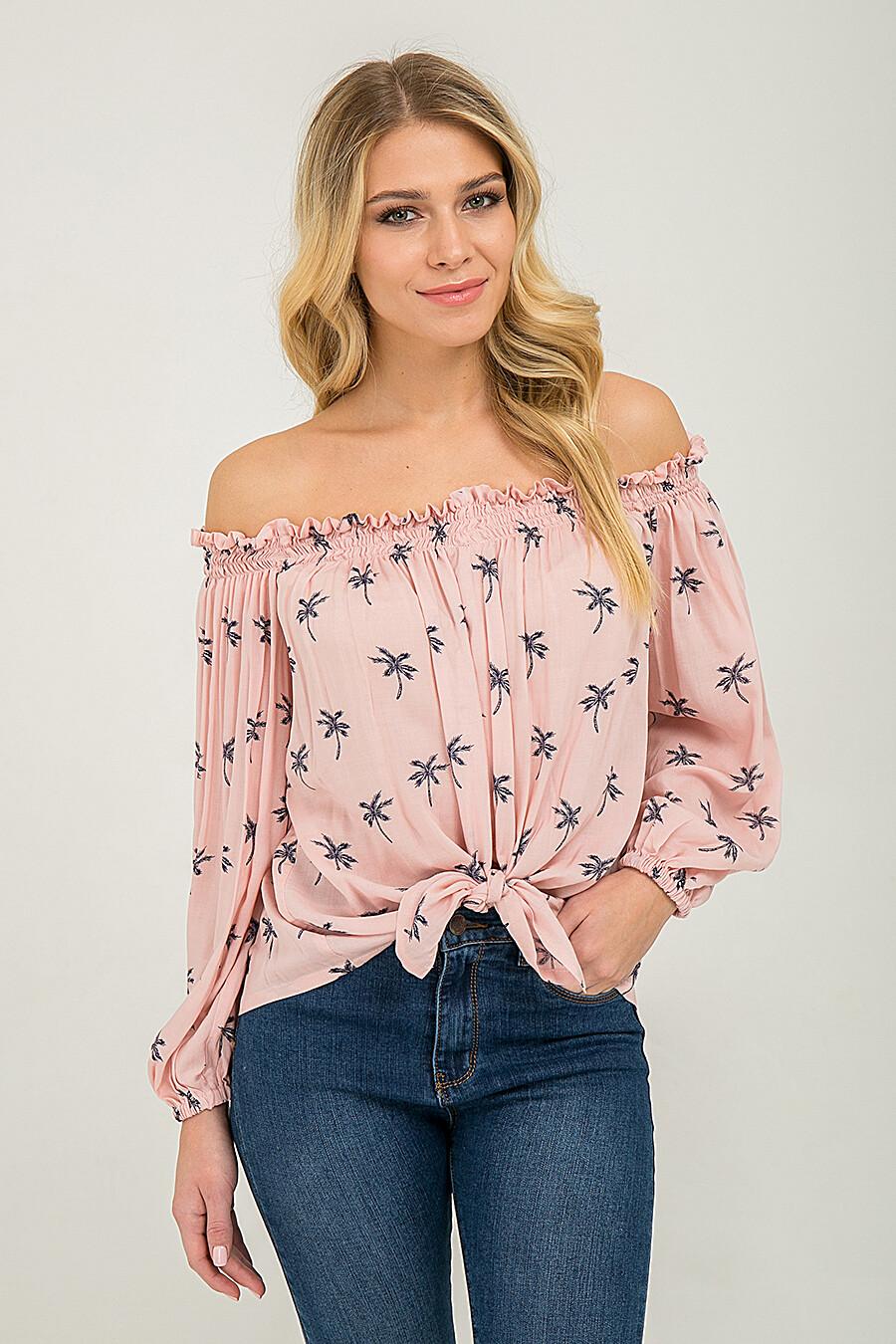 Блузка Gloss (128734), купить в Moyo.moda