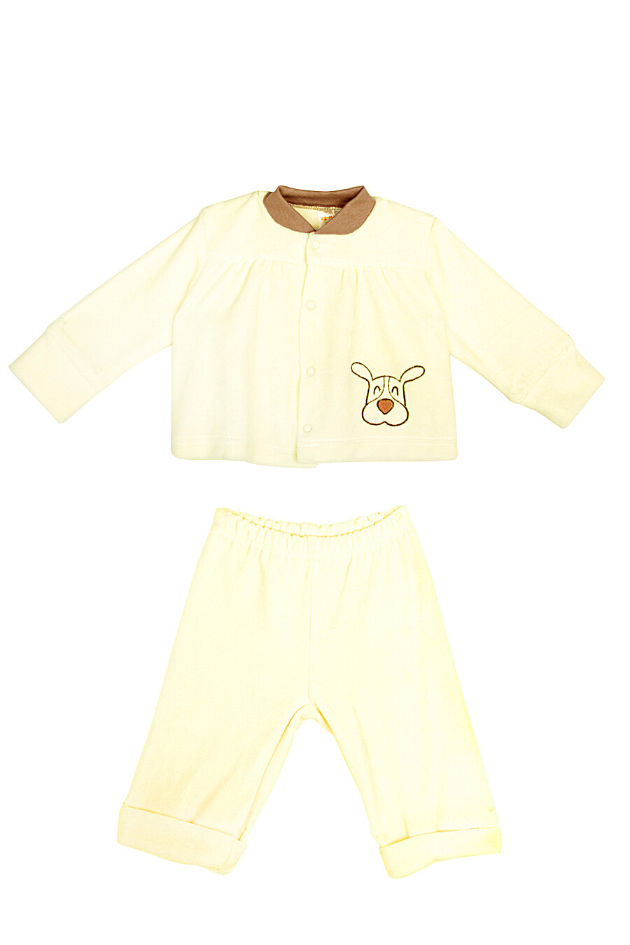 Комплект (Брюки+Джемпер) для девочек КОТМАРКОТ 130807 купить оптом от производителя. Совместная покупка детской одежды в OptMoyo