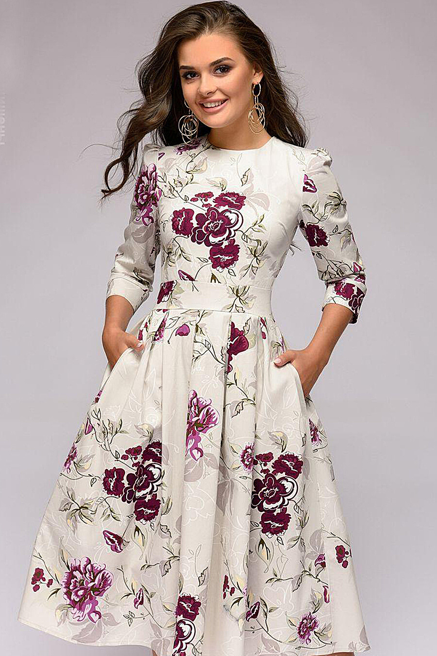 Платье 1001 DRESS (130924), купить в Optmoyo.ru