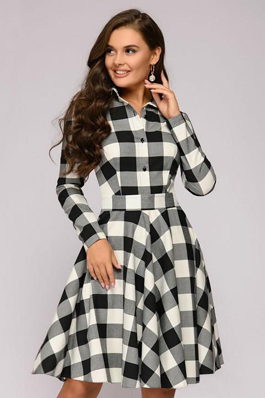 Платье 1001 DRESS (130959), купить в Optmoyo.ru