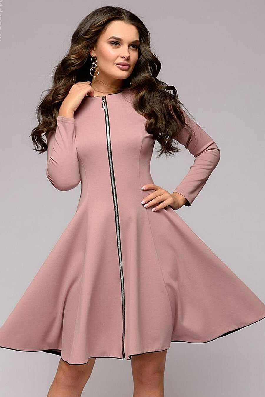 Платье для женщин 1001 DRESS 130974 купить оптом от производителя. Совместная покупка женской одежды в OptMoyo