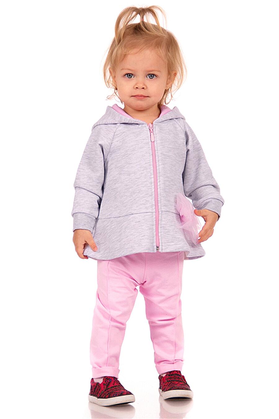Куртка для девочек Archi 131082 купить оптом от производителя. Совместная покупка детской одежды в OptMoyo
