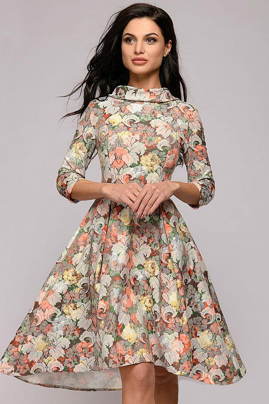 Платье 1001 DRESS (131234), купить в Optmoyo.ru