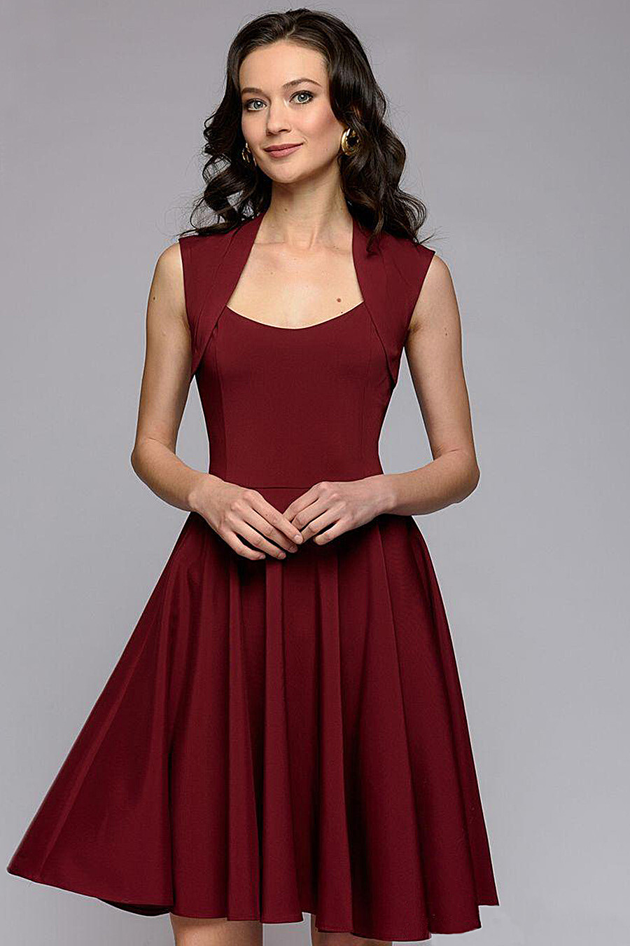 Платье для женщин 1001 DRESS 131403 купить оптом от производителя. Совместная покупка женской одежды в OptMoyo