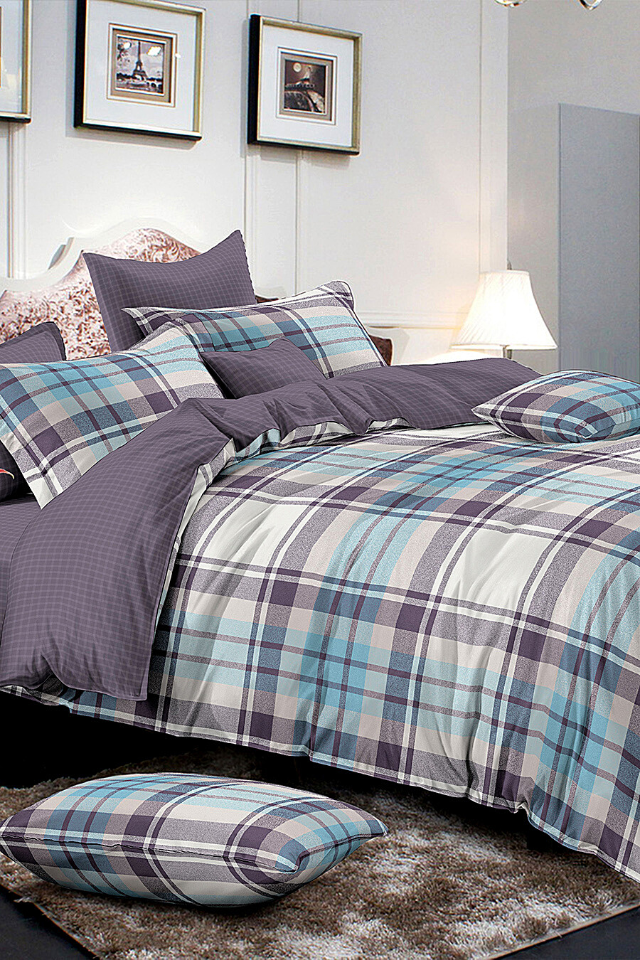 Комплект постельного белья AMORE MIO (135174), купить в Moyo.moda