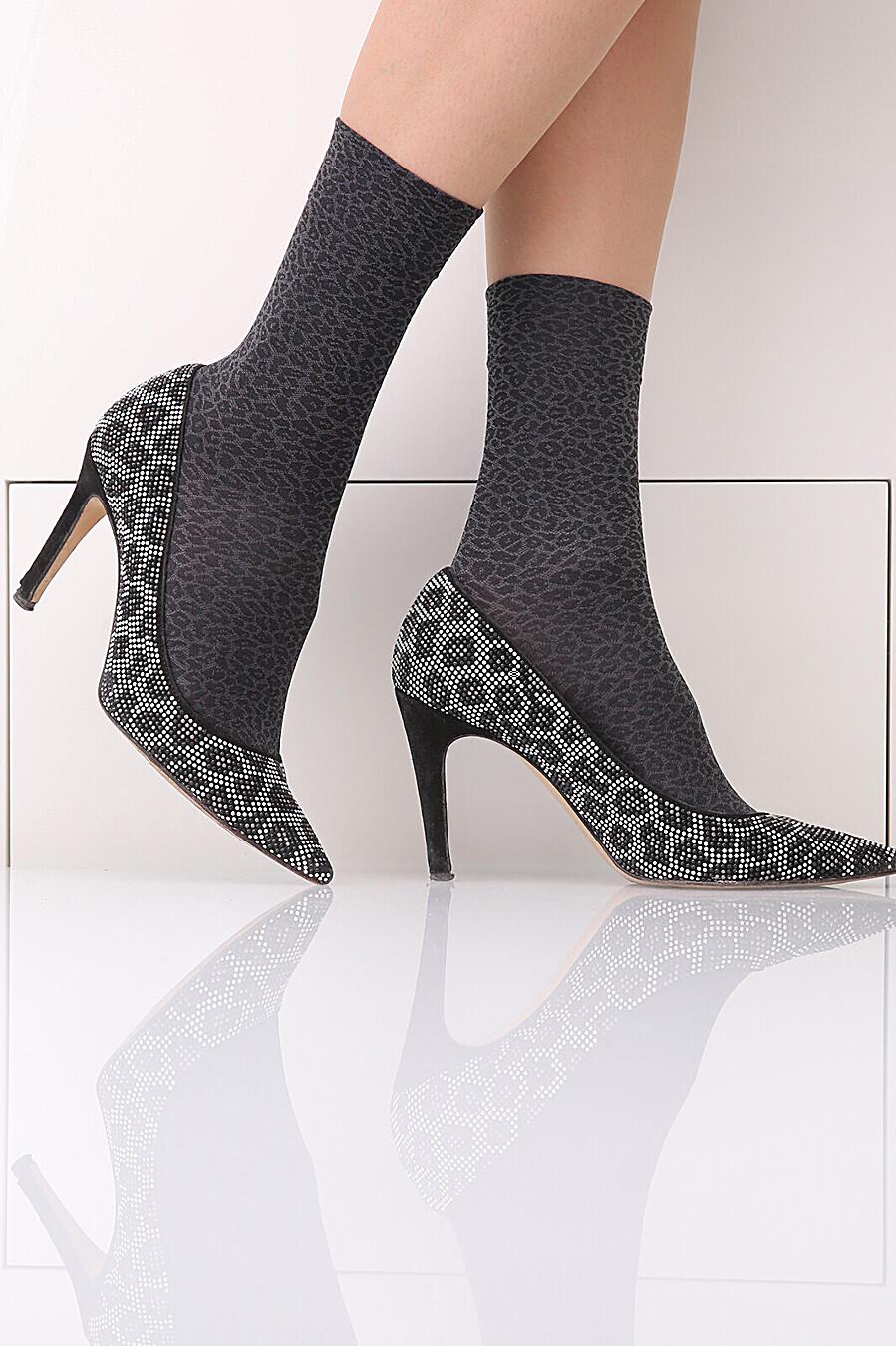 Носки для женщин GIULIA 146085 купить оптом от производителя. Совместная покупка женской одежды в OptMoyo
