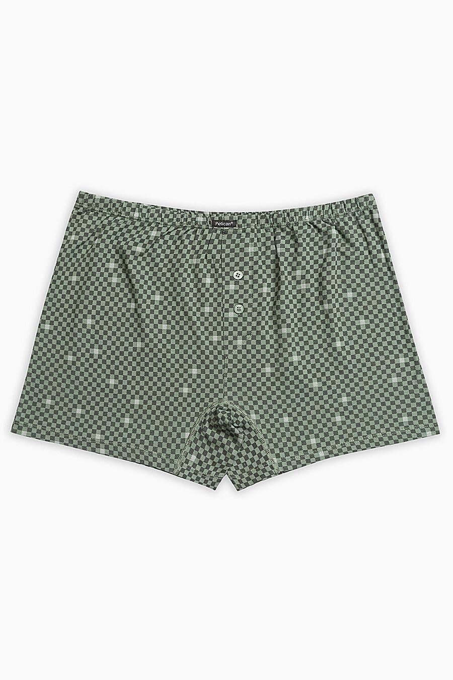 Трусы для мужчин PELICAN 146523 купить оптом от производителя. Совместная покупка мужской одежды в OptMoyo
