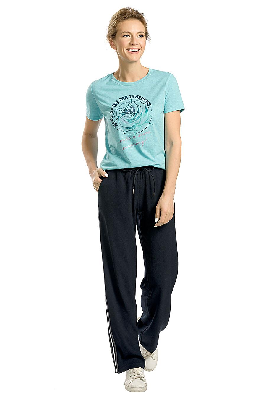 Брюки для женщин PELICAN 146634 купить оптом от производителя. Совместная покупка женской одежды в OptMoyo