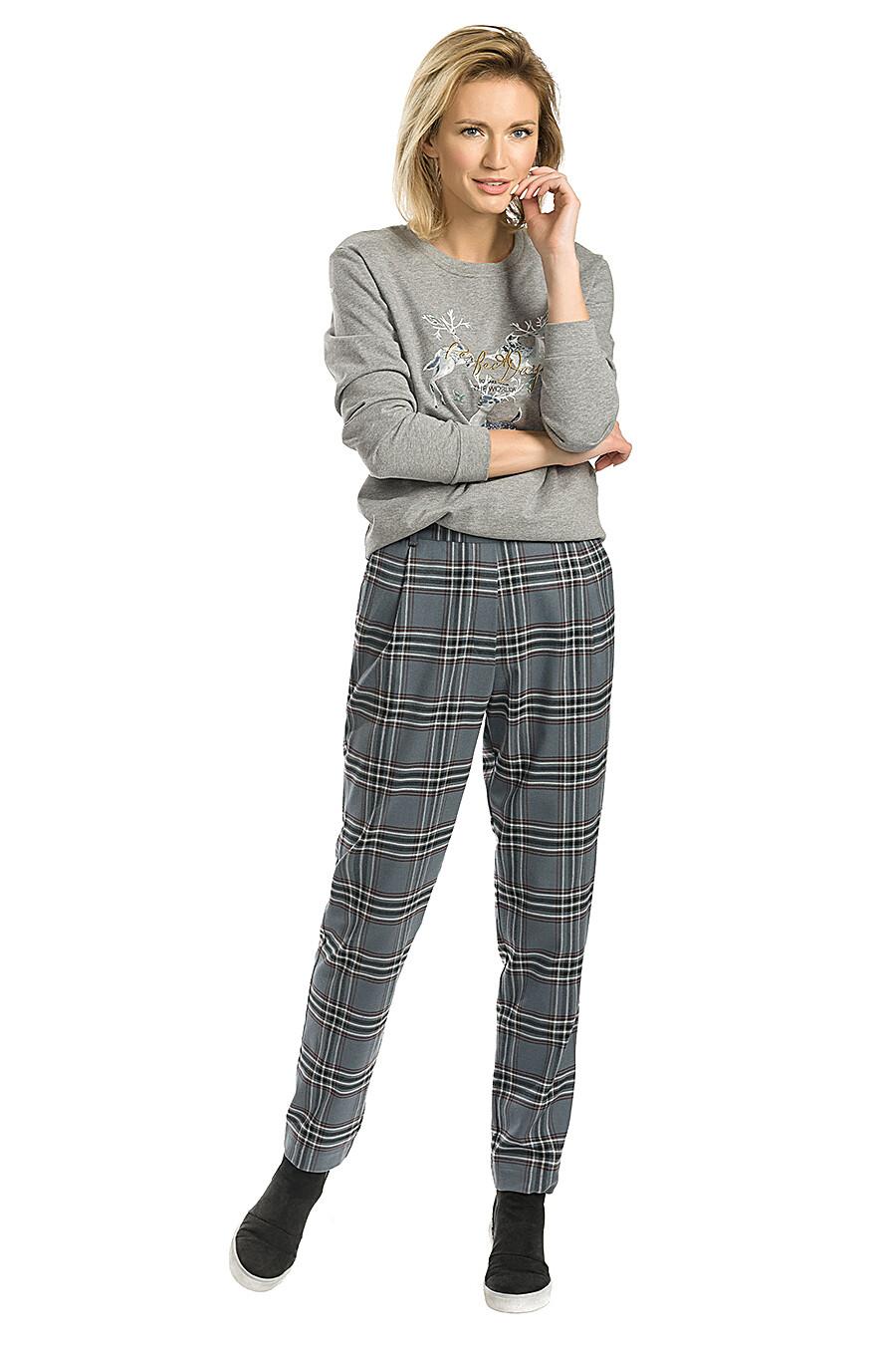 Брюки для женщин PELICAN 146637 купить оптом от производителя. Совместная покупка женской одежды в OptMoyo