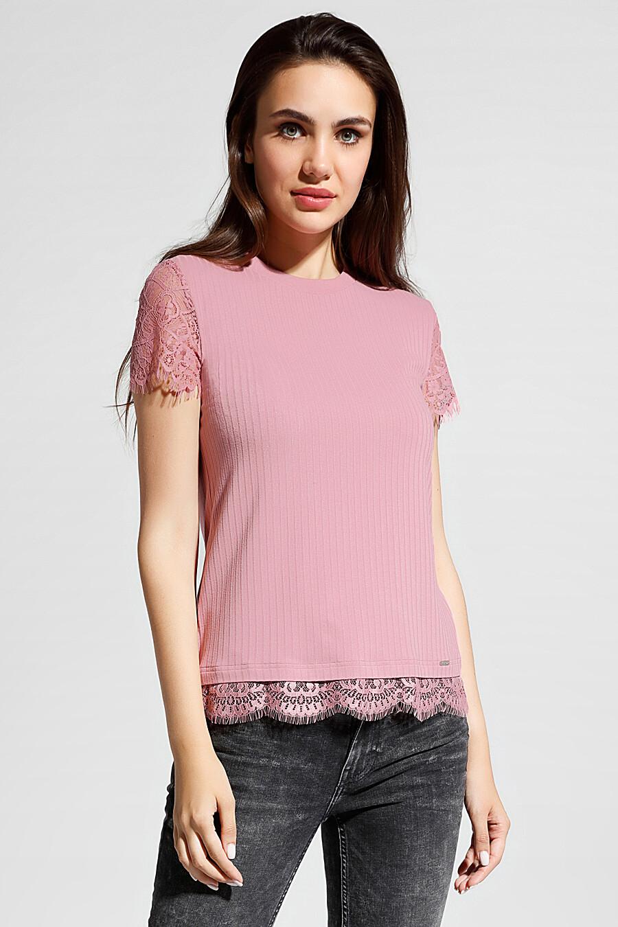 Топ для женщин CONTE ELEGANT 148338 купить оптом от производителя. Совместная покупка женской одежды в OptMoyo