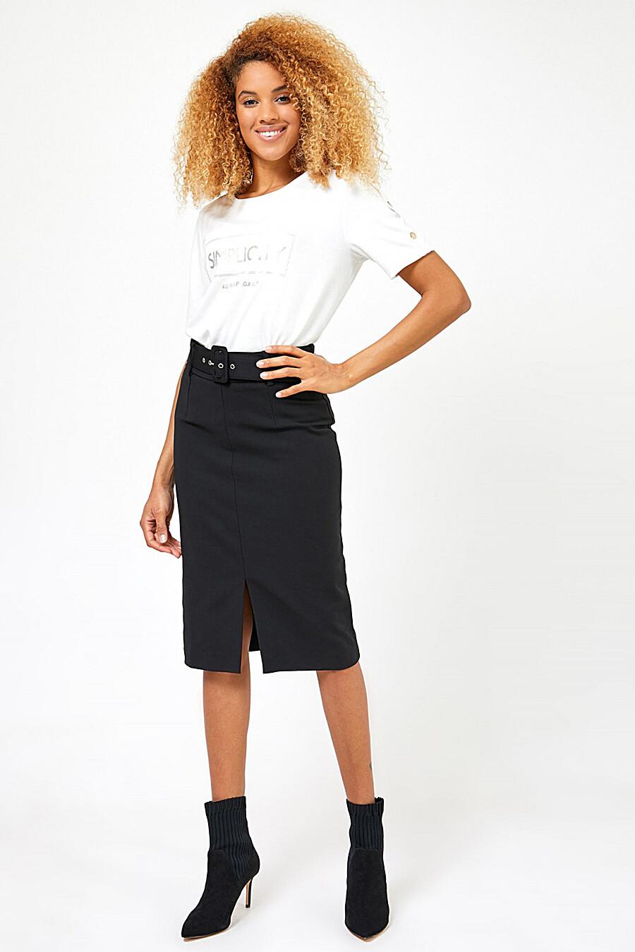 Юбка для женщин TOM FARR 148353 купить оптом от производителя. Совместная покупка женской одежды в OptMoyo