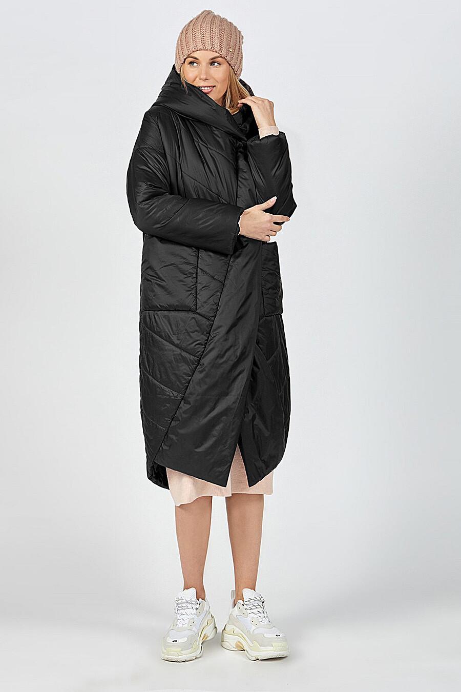 Куртка для женщин TOM FARR 148413 купить оптом от производителя. Совместная покупка женской одежды в OptMoyo