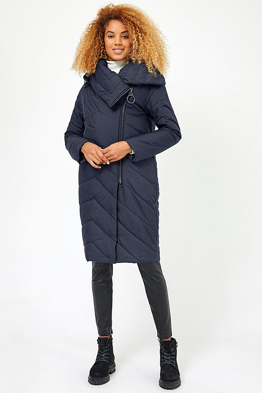 Пальто для женщин TOM FARR 148593 купить оптом от производителя. Совместная покупка женской одежды в OptMoyo