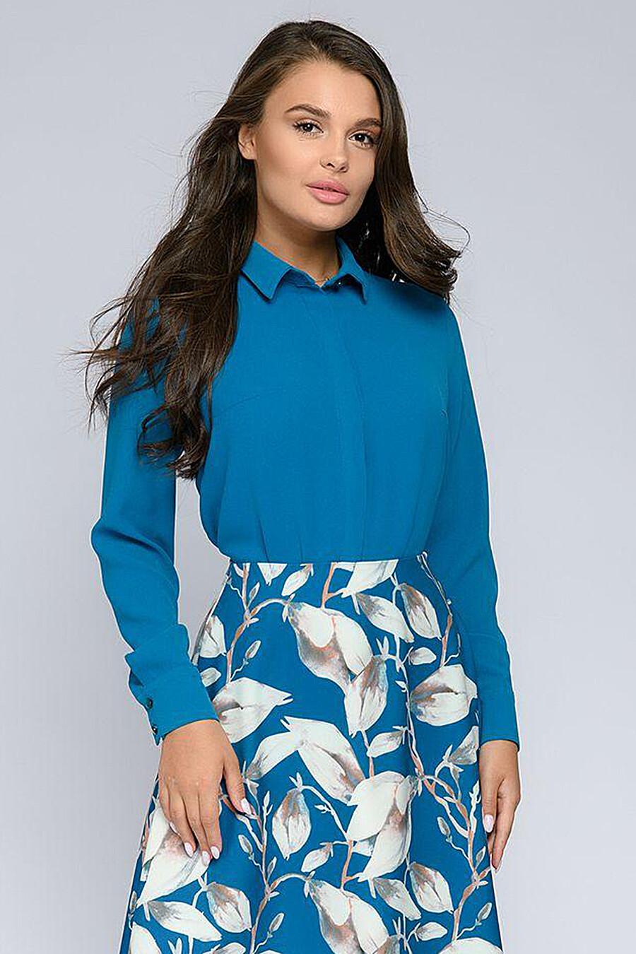 Блуза 1001 DRESS (149388), купить в Optmoyo.ru