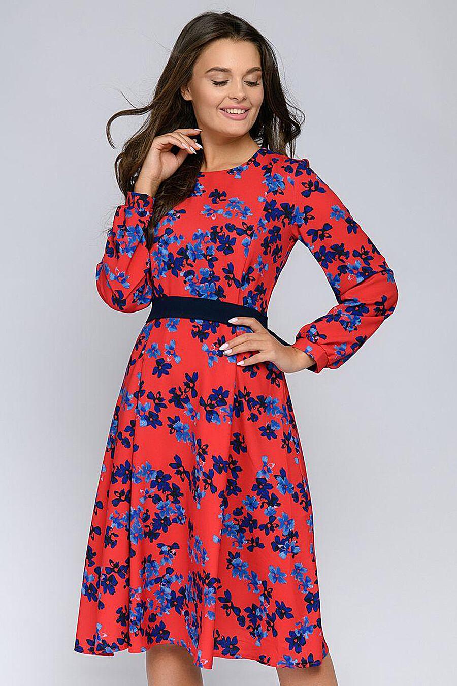 Платье 1001 DRESS (149389), купить в Optmoyo.ru