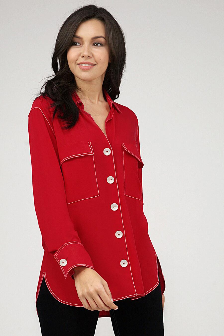 Блуза TOM FARR (149617), купить в Optmoyo.ru