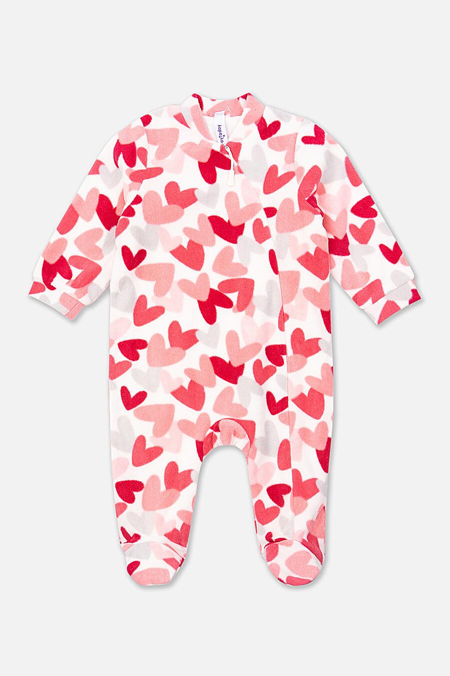 Комбинезон для девочек PLAYTODAY 151814 купить оптом от производителя. Совместная покупка детской одежды в OptMoyo