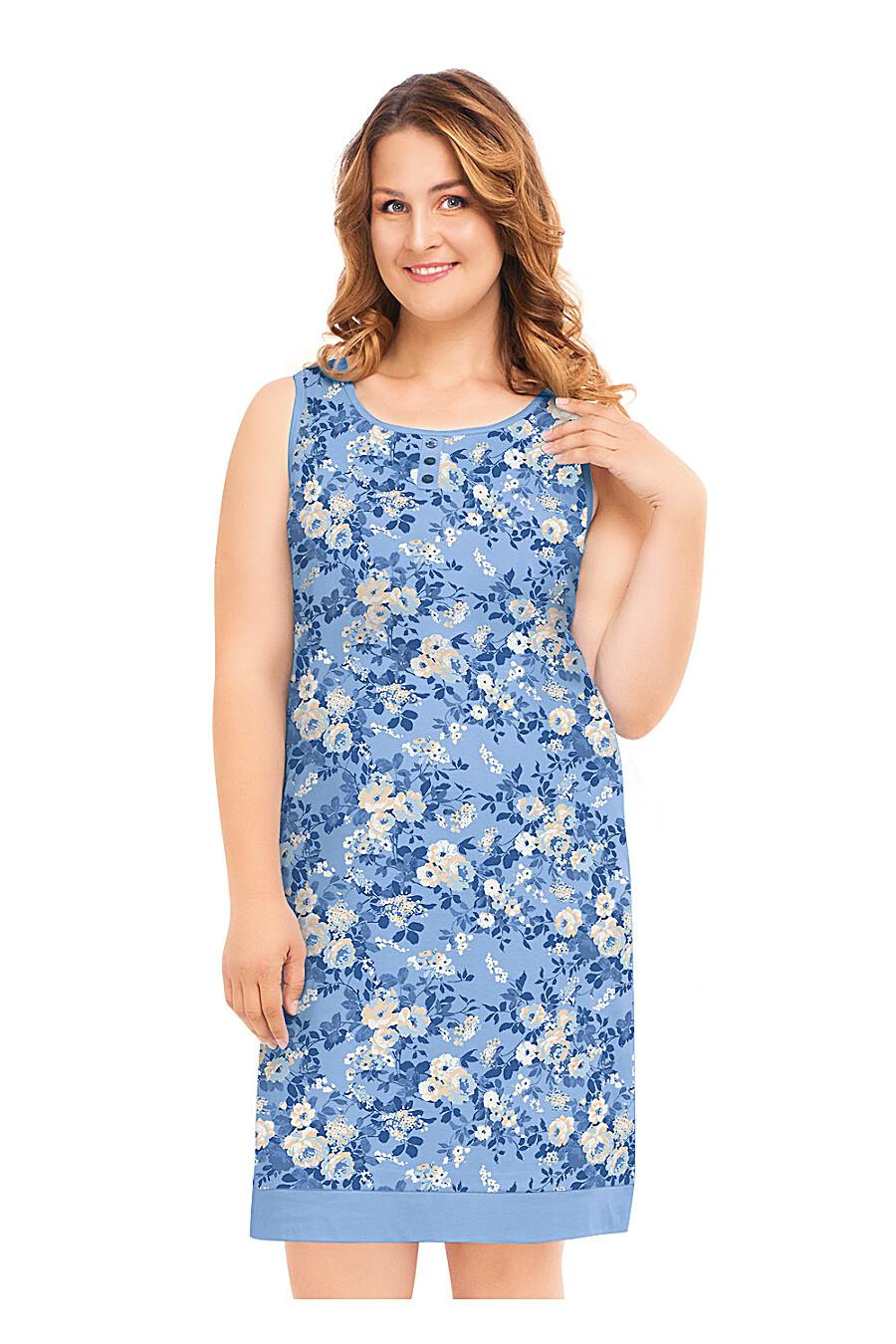 Сорочка для женщин CLEVER 155321 купить оптом от производителя. Совместная покупка женской одежды в OptMoyo