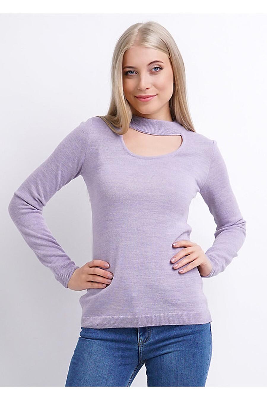 Джемпер для женщин CLEVER 155350 купить оптом от производителя. Совместная покупка женской одежды в OptMoyo