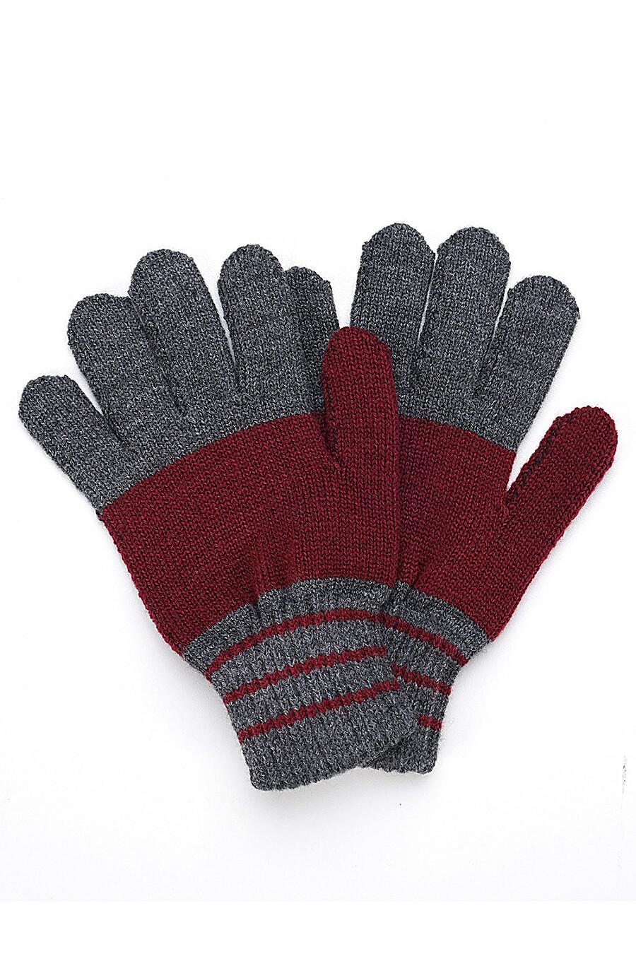 Перчатки для девочек CLEVER 155437 купить оптом от производителя. Совместная покупка детской одежды в OptMoyo