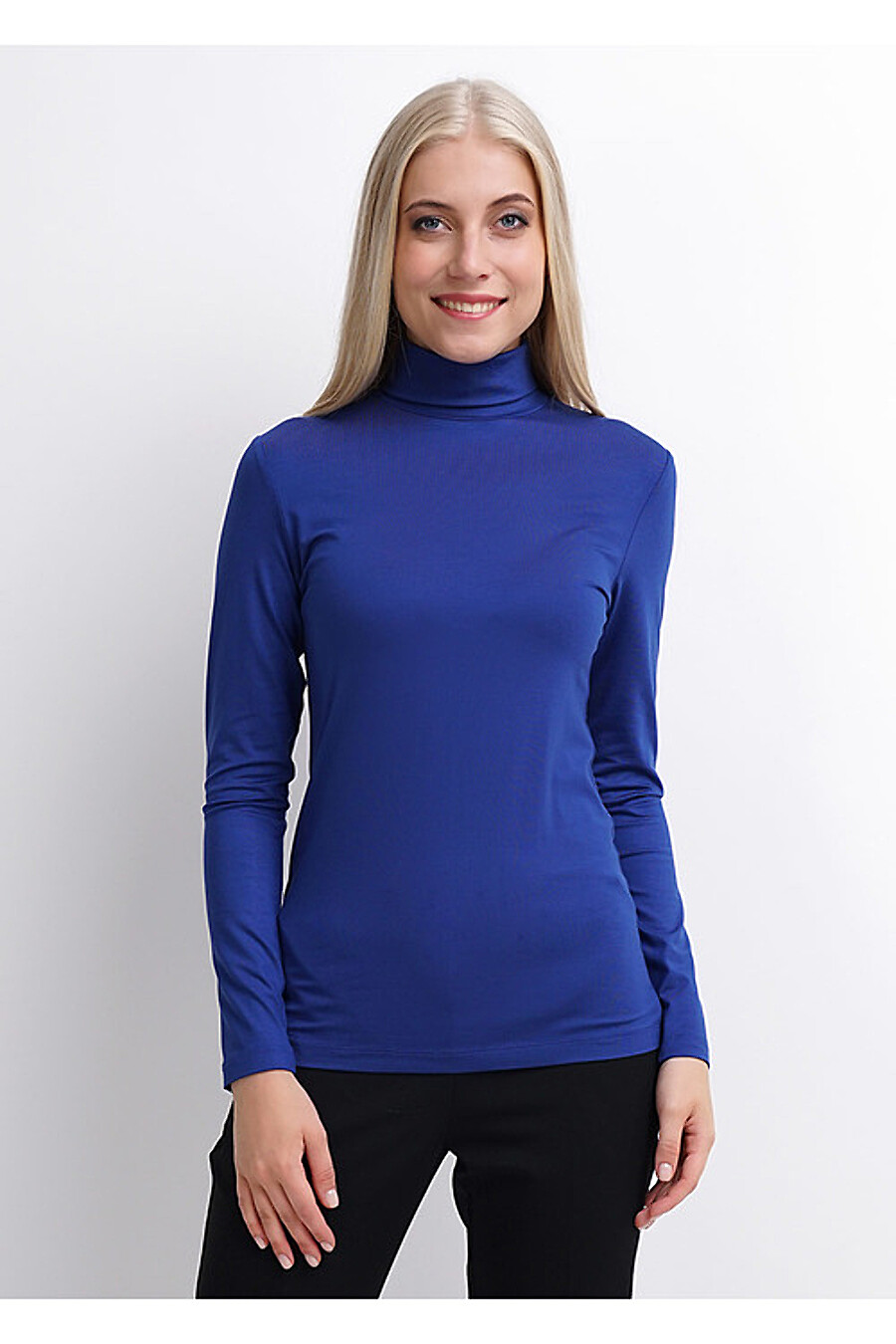 Водолазка для женщин CLEVER 155496 купить оптом от производителя. Совместная покупка женской одежды в OptMoyo