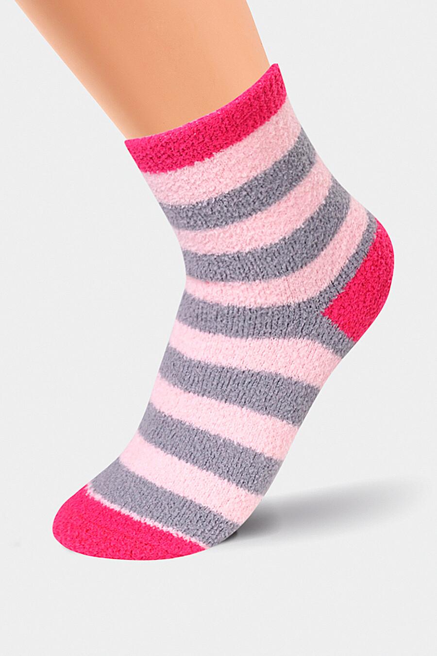 Носки для девочек CLEVER 156849 купить оптом от производителя. Совместная покупка детской одежды в OptMoyo