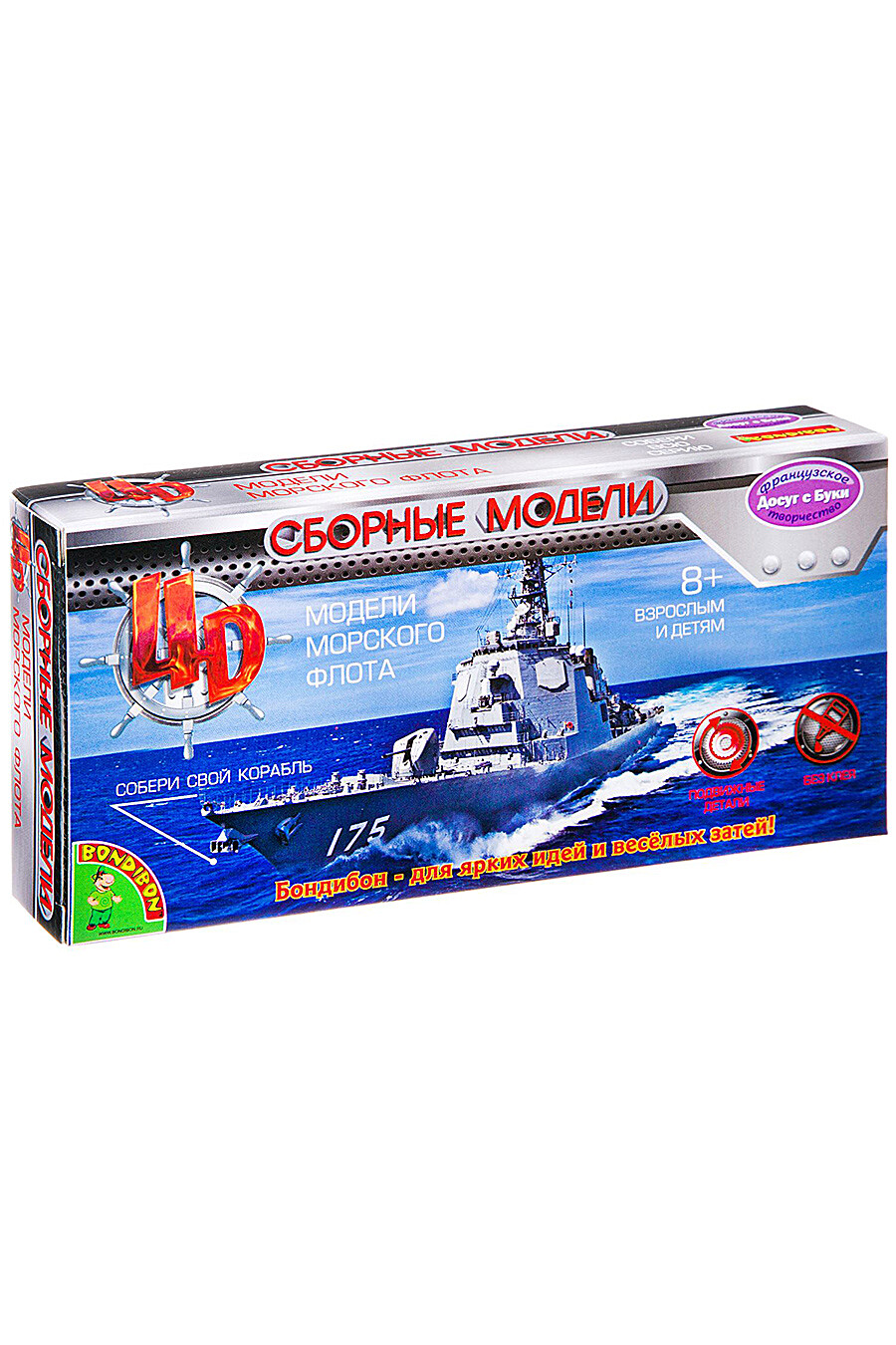 Мини-конструктор для детей BONDIBON 157359 купить оптом от производителя. Совместная покупка игрушек в OptMoyo