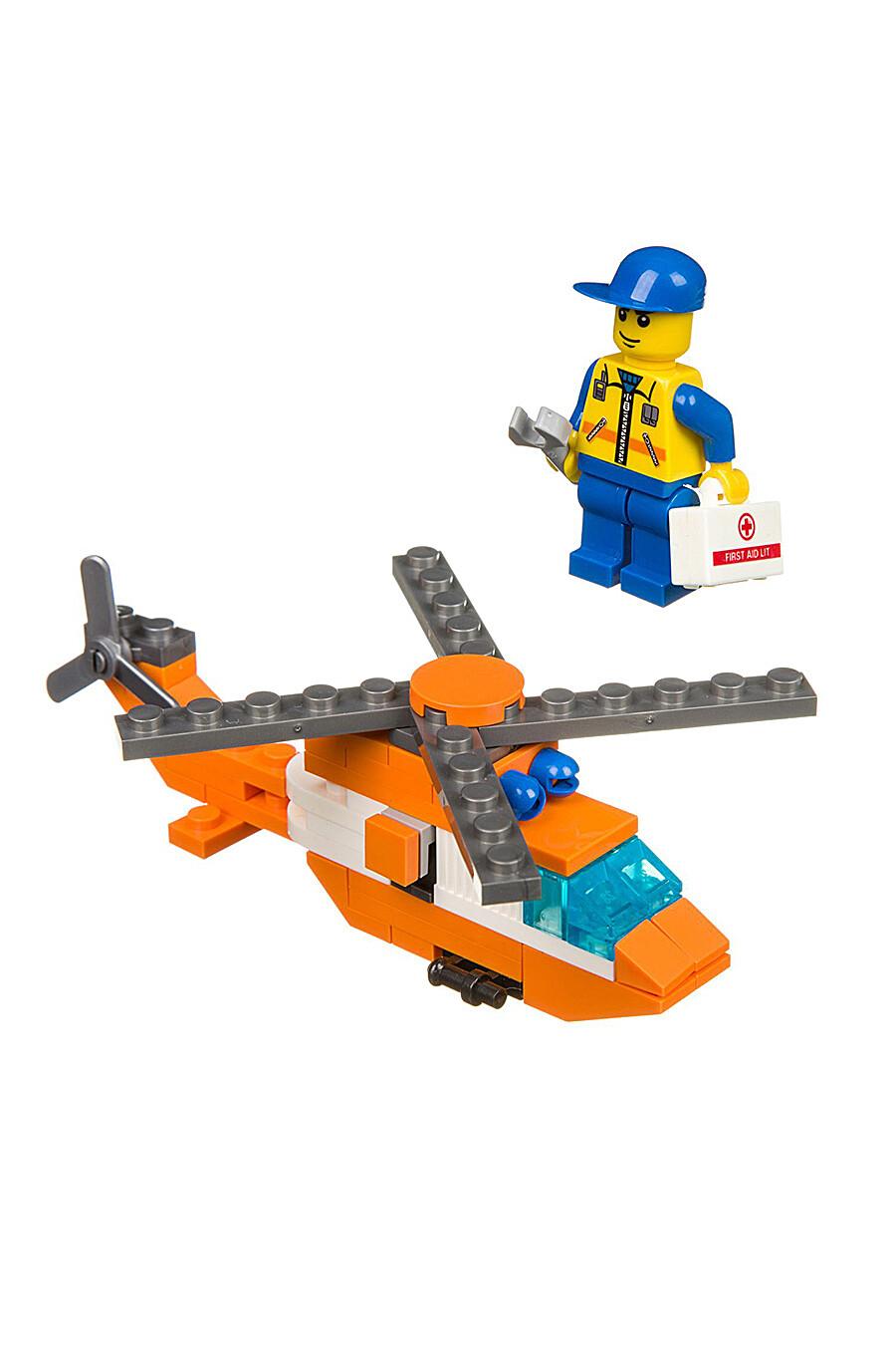 Конструктор для детей BONDIBON 157431 купить оптом от производителя. Совместная покупка игрушек в OptMoyo