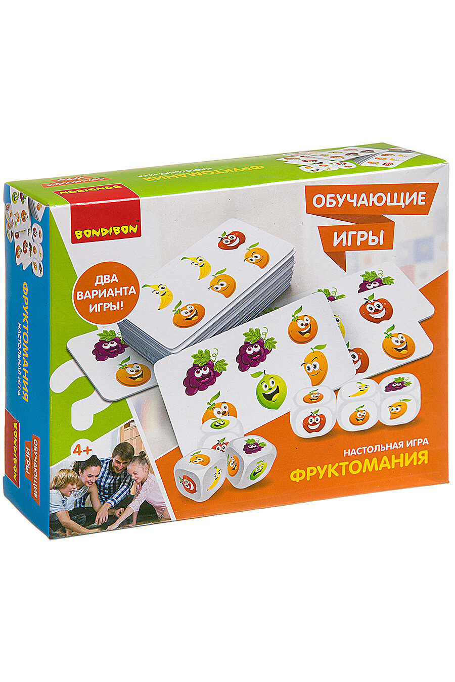 Обучающая игра для детей BONDIBON 157623 купить оптом от производителя. Совместная покупка игрушек в OptMoyo
