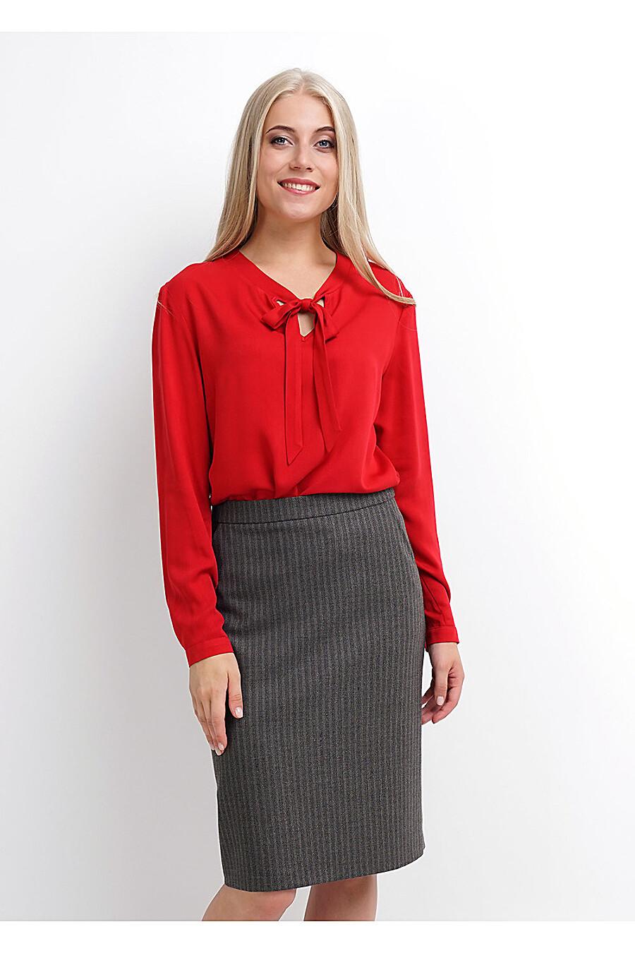 Юбка для женщин CLEVER 157992 купить оптом от производителя. Совместная покупка женской одежды в OptMoyo