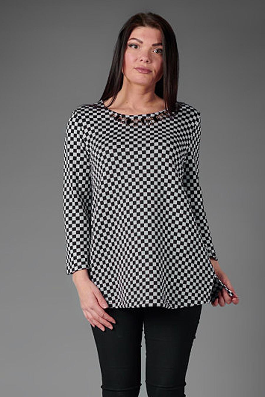 Туника для женщин ALTEX 158223 купить оптом от производителя. Совместная покупка женской одежды в OptMoyo