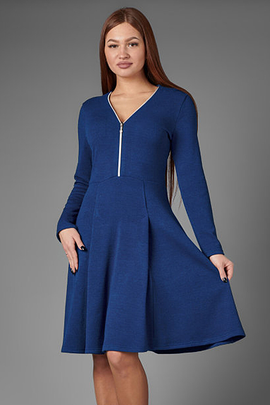 Платье для женщин ALTEX 158247 купить оптом от производителя. Совместная покупка женской одежды в OptMoyo